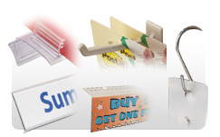 Info Strips & Product Merchandising