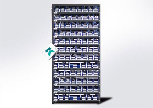 Free Sample Rack