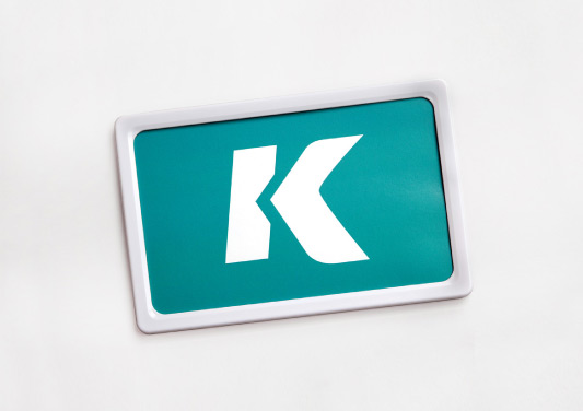 K-Frame sign holders